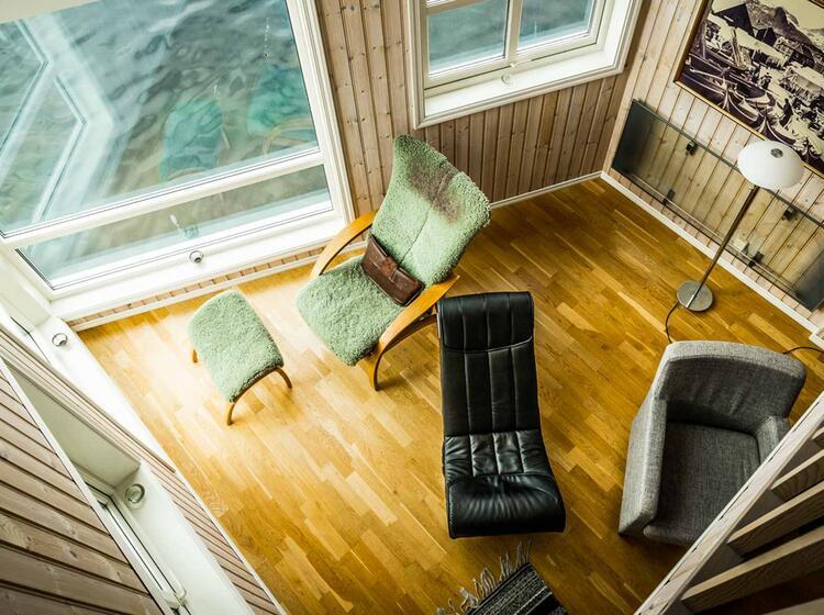Unterkunft Im Svinoya Rorbu Auf Den Lofoten