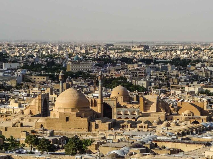 Wander Reise In Den Iran