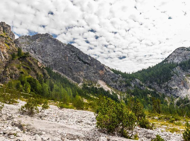 Wandern Im Wimbachgriess Und Zur Wimbachgriesshuette