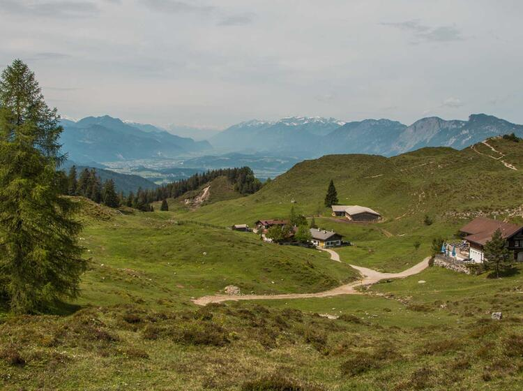 Wandern In Tirol Im Wilden Kaiser