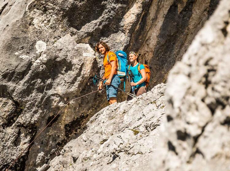Wandern Und Klettersteige In Berchtesgaden