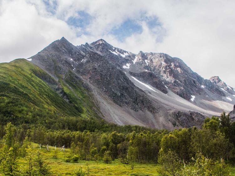Wanderwoche In Den Lyngen Alpen