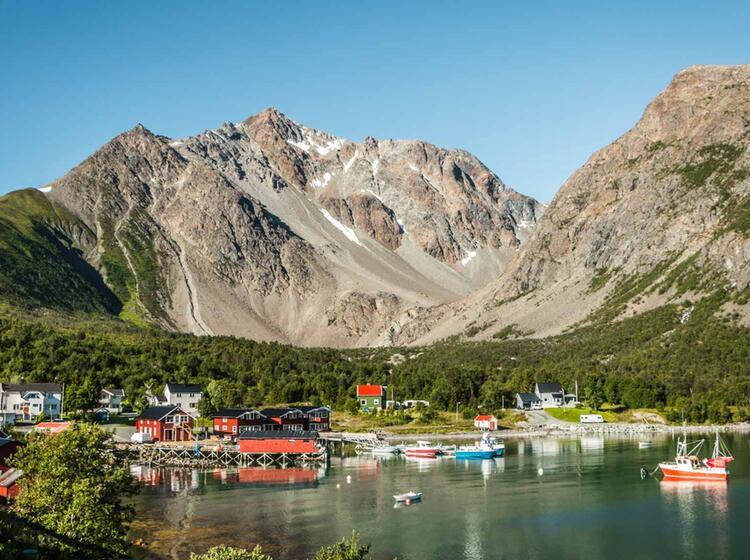 Wanderwoche Norwegen Lyngenfjord