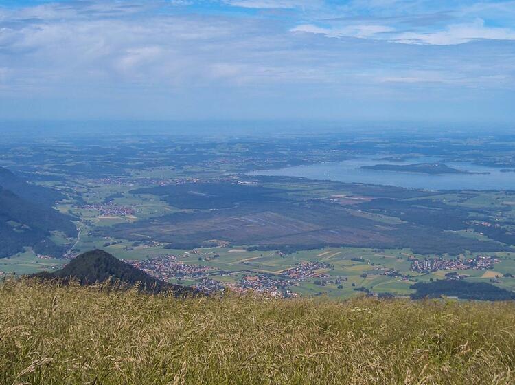 Wanderwoche Salzalpensteig Vom Chiemsee Nach Berchtesgaden
