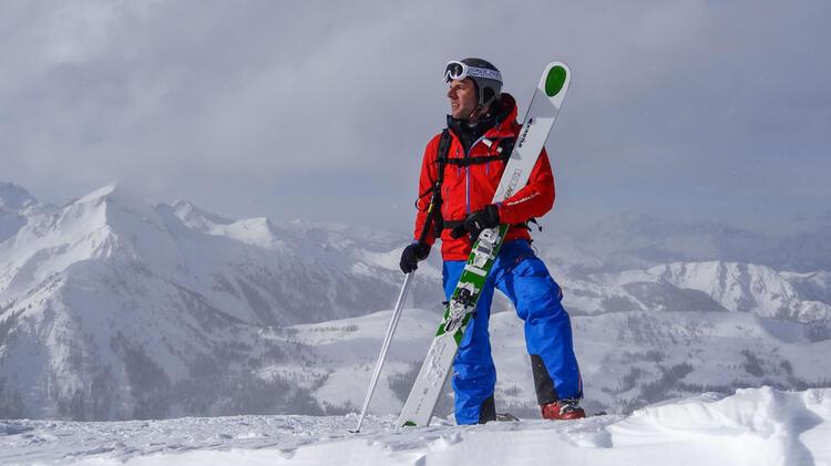 Wiedenmann Andi Ist Bergfueher In Berchtesagden Und Der Silvretta