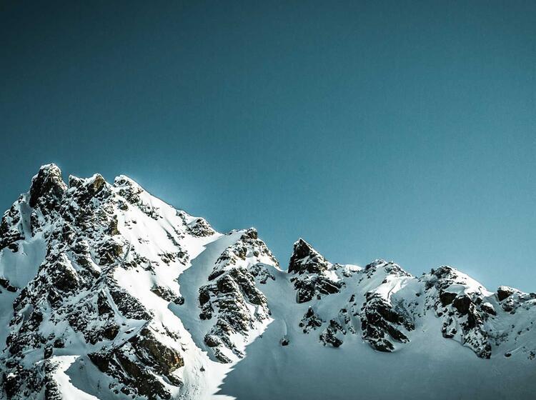 Wilde Gipfel In Der Silvretta Am Skitourenkurs