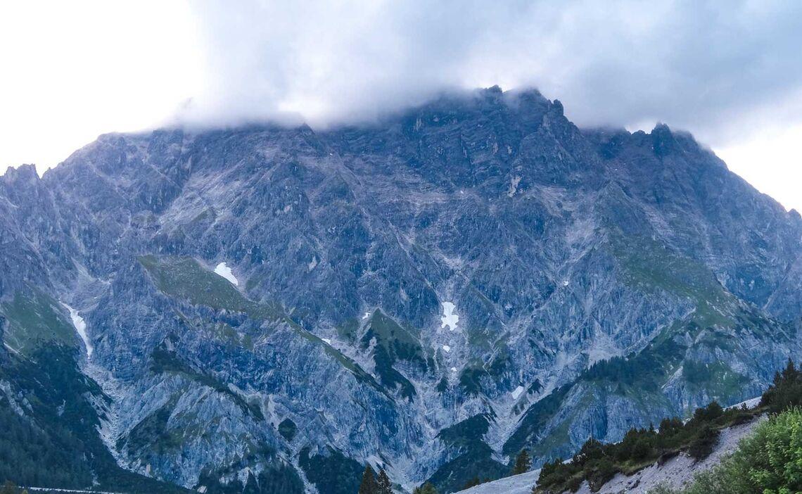 Wildes Wimbachtal Im Nationalpark Berchtesgaden