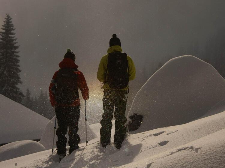 Winterwandern Am Spitzingsee 1